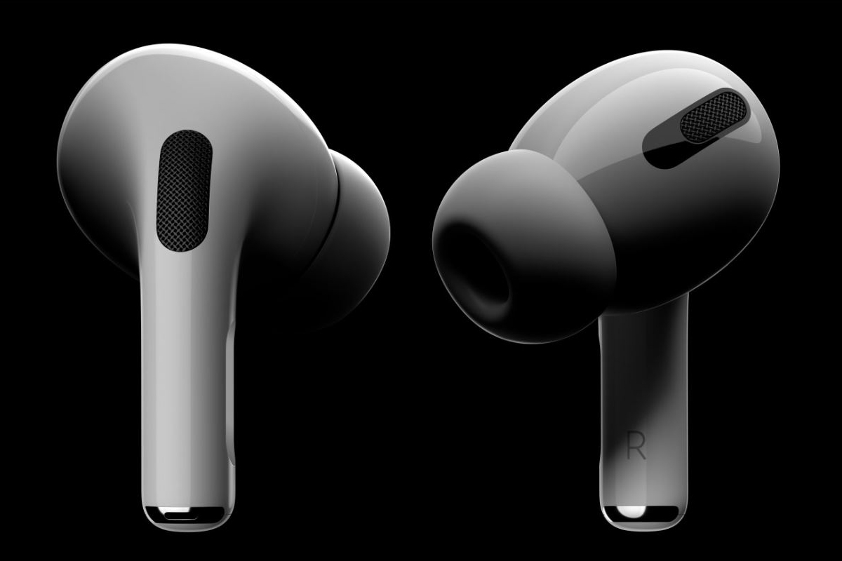 Apple launches AirPods Pro with active noise cancellation, water resistance,  lightweight in-ear design