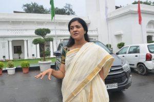 Former AAP MLA Alka Lamba to join Congress on Saturday