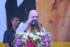 '10 enemies will be killed for every soldier's death,' warns Amit Shah