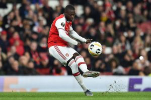 Europa League 2019-20: Pepe scores brace to save Arsenal from embarrassment; Manchester United register away win