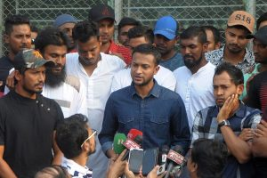 Protesting Bangladesh cricketers call off strike, set to tour India as scheduled