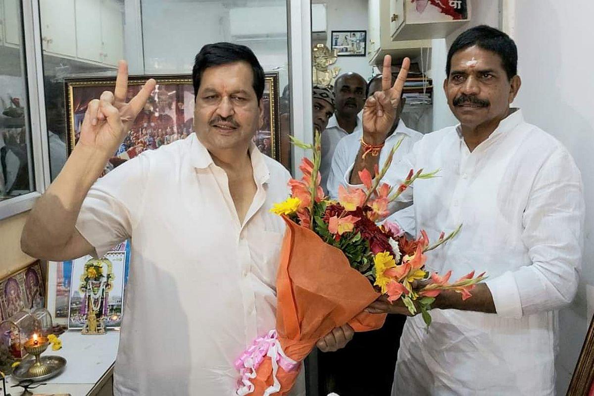EC, BJP, Maharashtra Assembly Election 2019, Mangal Prabhat Lodha, Shiv Sena candidate Pandurang Sakpal, Mumbadevi constituency, Mumbai,