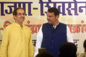 Shiv Sena to contest 124 of 288 seats in Maharashtra elections, 164 for BJP, smaller allies