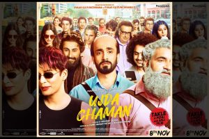 Watch | Sunny Singh's Ujda Chaman trailer out