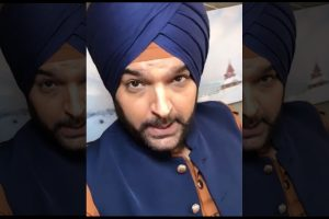 When Kapil Sharma transformed into Navjot Singh Sidhu