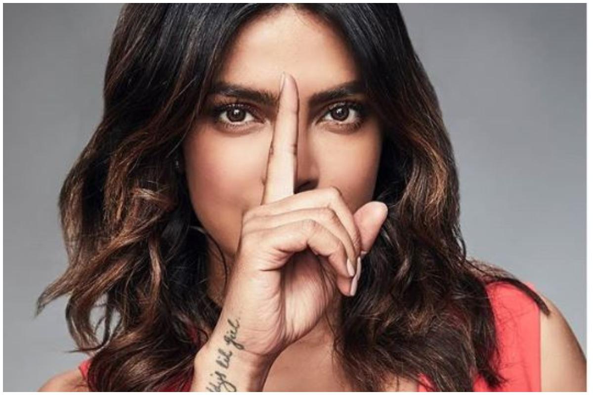Priyanka Chopra wants to become first female James Bond