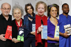 Booker Prize 2019: Atwood, Rushdie and four emerging authors up for prize