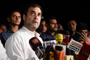 'Thank you Mr Jaishankar for covering up our PM's incompetence:' Rahul Gandhi on 'Trump Sarkar' comment