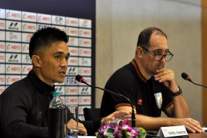We are still far from implementing coach Stimac's vision, says Sunil Chhetri