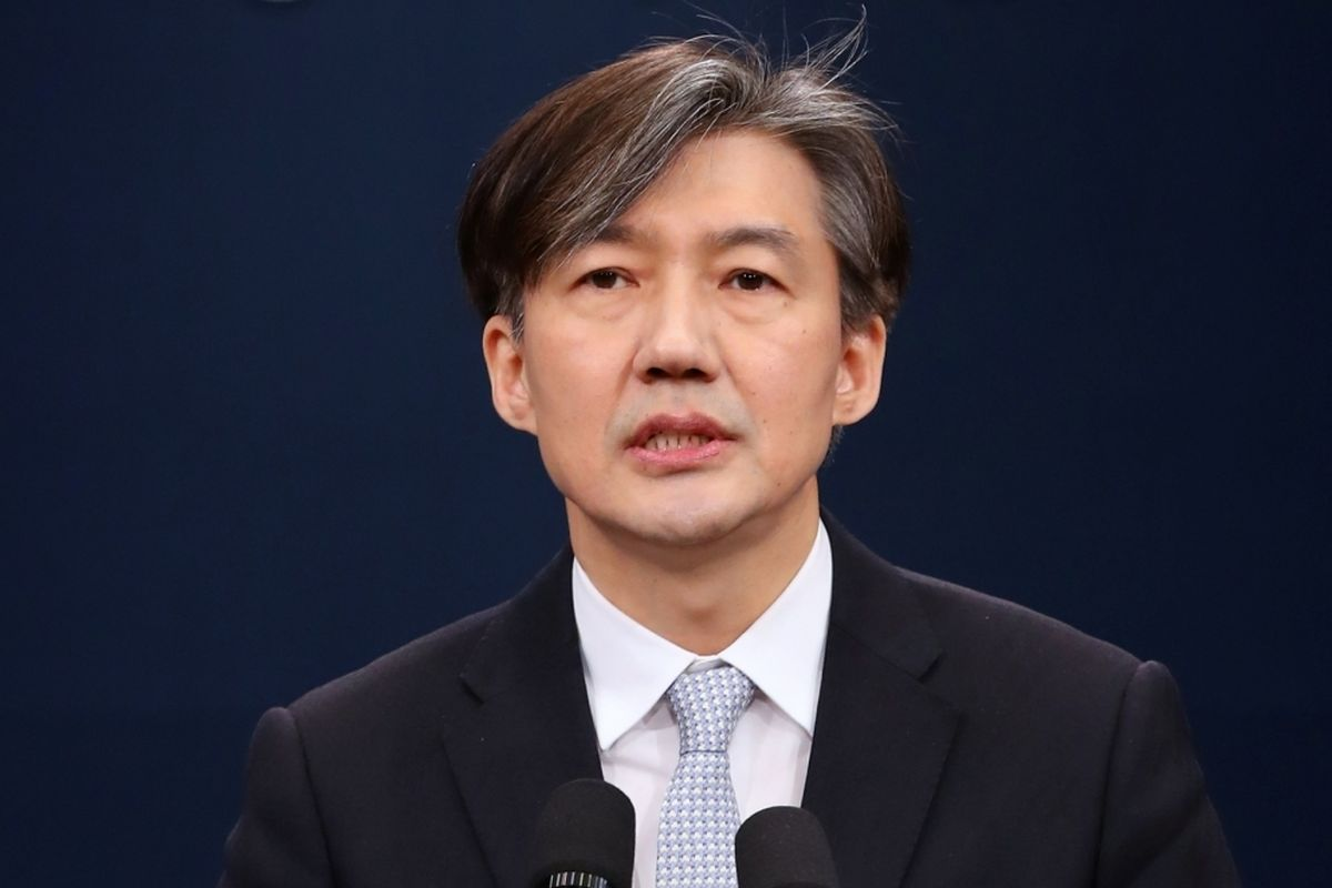 S Korea Justice Minister Cho Kuk resigns amid corruption scandal