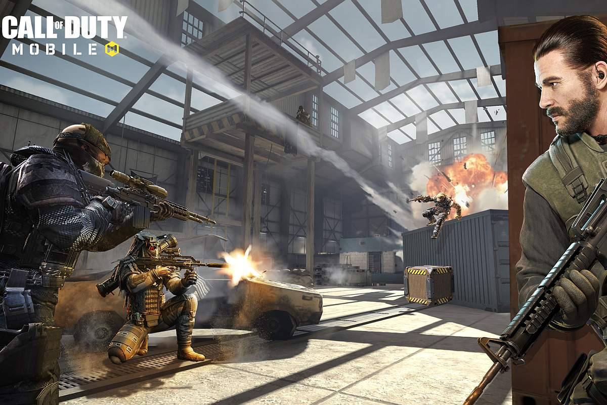 Call of Duty Mobile now available on Android, iOS: How to download ...