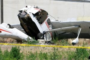 Two trainee pilots killed after aircraft crashes near Hyderabad