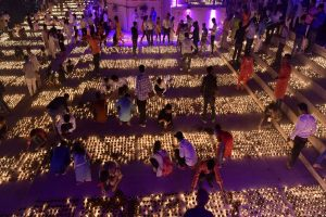 Massive cleaning drive in Ayodhya after Deepotsav, marking largest display of oil lamps