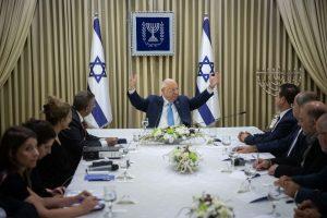 Israel's new parliament sworn in amid political deadlock