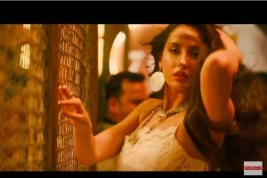 Watch | Nora Fatehi in recreated iconic song 'Pyaar Do Pyaar Lo' in Marjaavaan