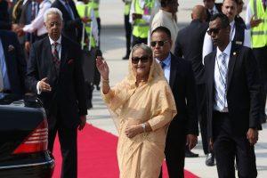 Imran Khan speaks to Bangladesh PM before her India trip