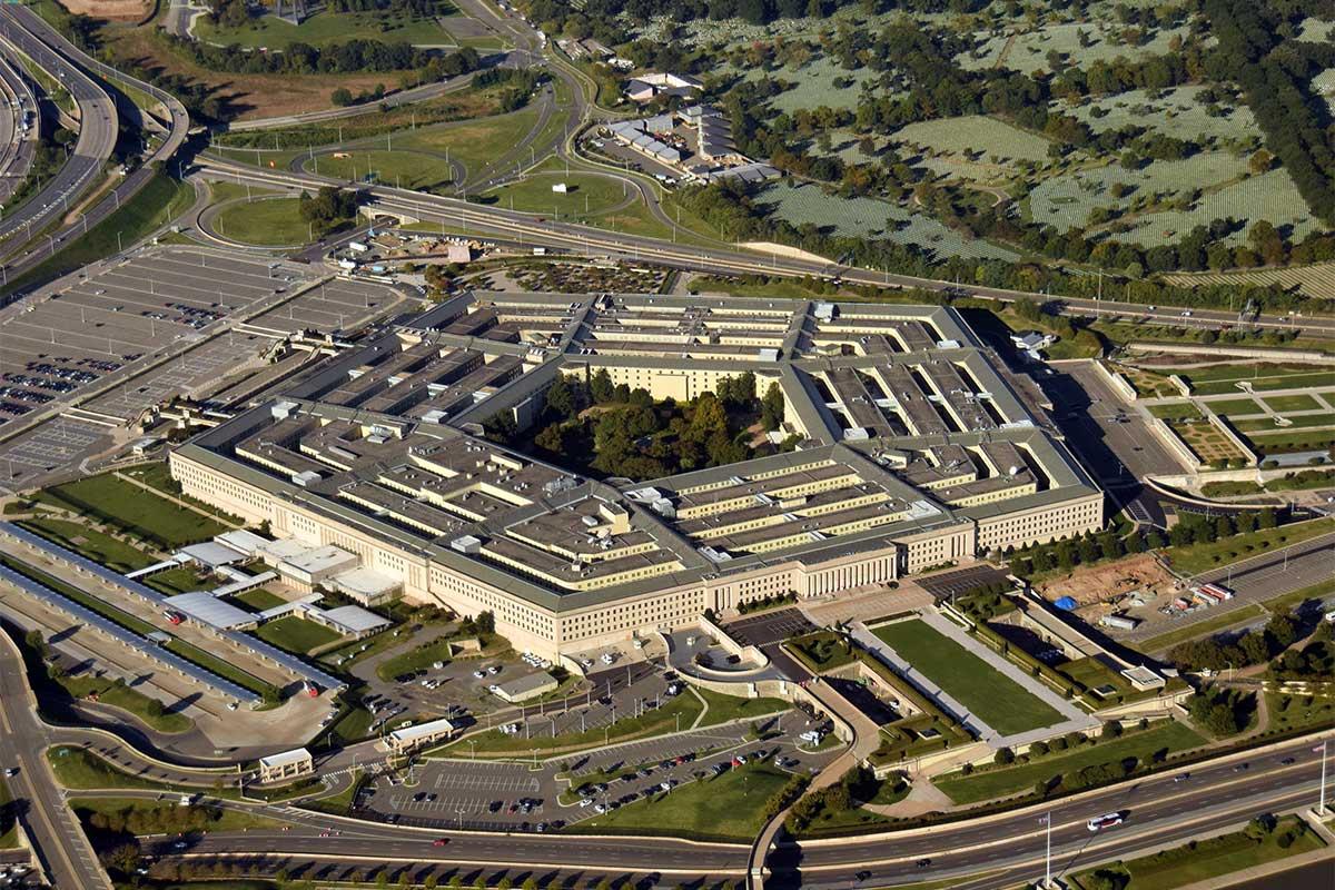 Pentagon Microsoft JEDI