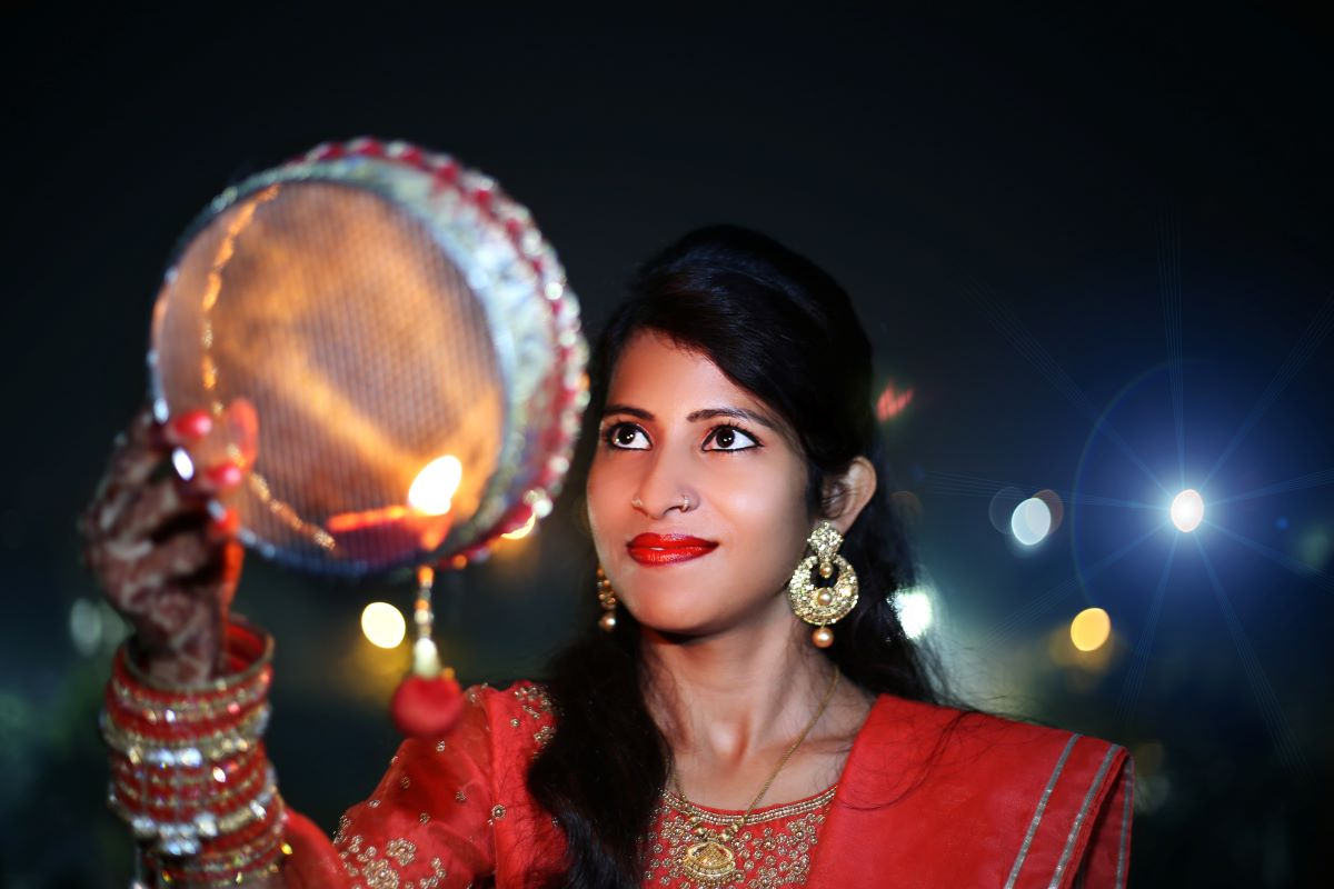 Last-minute styling tips for Karvachauth 2019