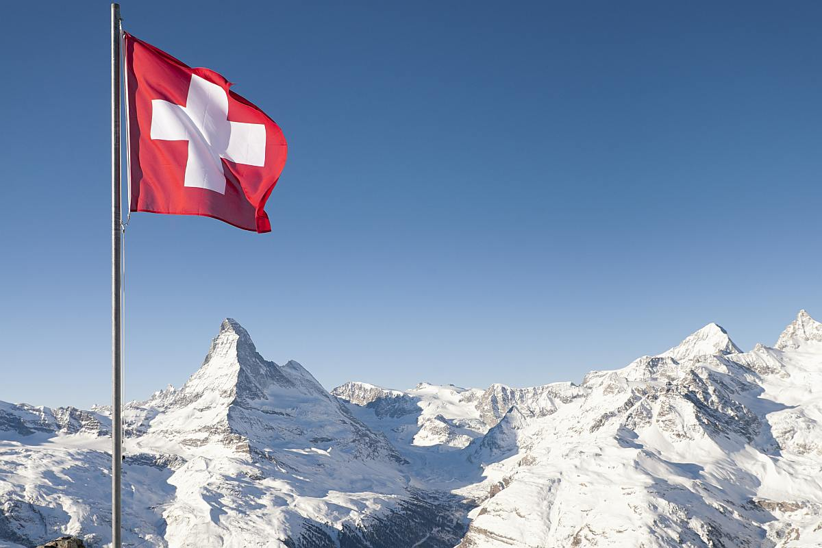 Study reveals Swiss glaciers lost one-tenth of volume in past five years alone