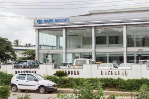 Tata Motors shares touches over three-month high, returns to 13% on Sensex during intraday trade