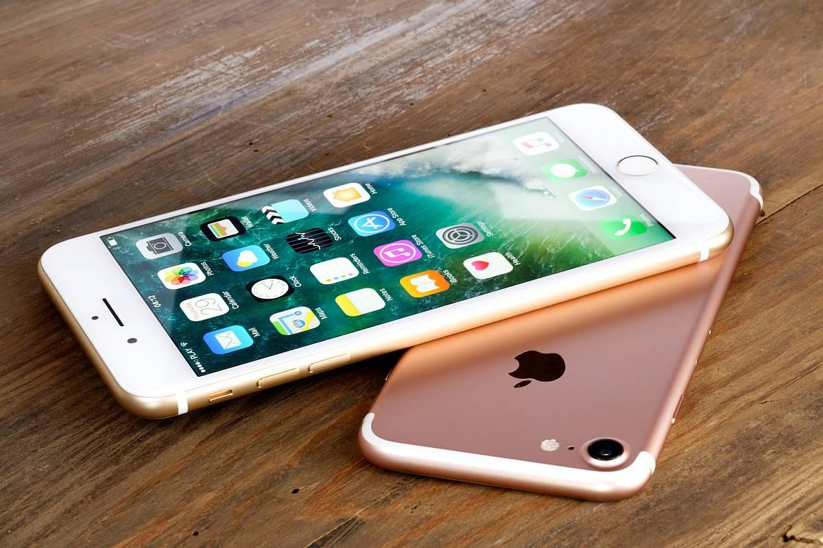 55% of iPhones released in last 4 years running iOS 13