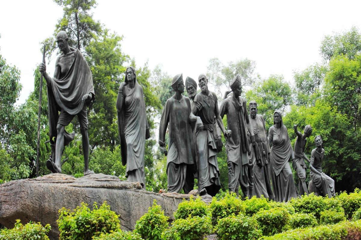Gandhi Jayanti, Mahatama Gandhi, Quit India, Sabarmati Ashram, Porbandar, Constitutional Hill, National Gandhi Museum, Mani Bhavan Gandhi Museum, Gandhi Smriti