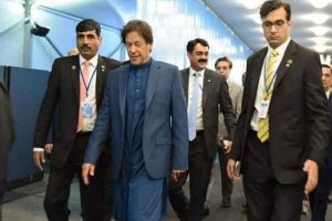 Pak PM Imran Khan to discuss security issues with Khamenei, Hassan Rouhani