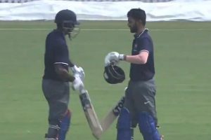 Deodhar Trophy: Ruturaj Gaikwad, Baba Aparajith guide India B to 108-run win over India A