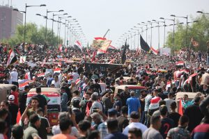 Iraq protests: Death toll climbs to 63 in anti-government protests
