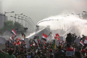 Iraqi PM Abdul Mahdi orders curfew lift in Baghdad amid protests