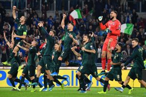 Euro 2020 qualifiers: Italy beat Greece 2-0, Norway hold Spain 1-1, Sweden Thrash Malta 4-0