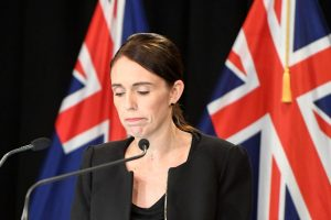 New Zealand PM Jacinda Ardern steps up fight against extremist online content
