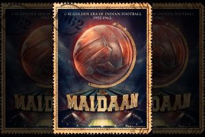 Ajay Devgn's upcoming film 'Maidaan' wraps up its second schedule