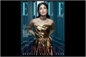 Kareena Kapoor Khan in pure gold in latest photo shoot; see pics