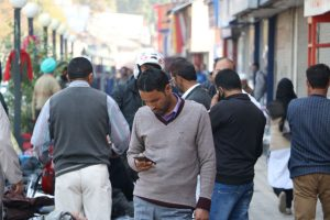 SMS services blocked in Kashmir hours after post-paid mobile phones restored