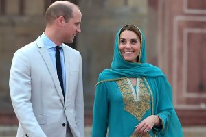 Royal couple Prince William, wife Kate visit iconic Badshahi Mosque in Lahore