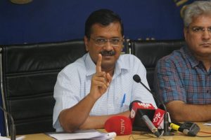 Over 13,000 marshals in Delhi buses from tomorrow to ensure women safety: Kejriwal