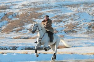 North Korean leader Kim's horse ride on sacred mountain hints at 'great operation': Report