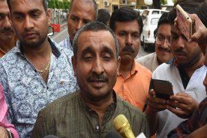 Expelled BJP MLA Kuldeep Sengar gets 72-hour parole for brother's cremation