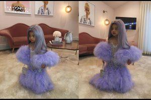 Kylie Jenner dresses daughter Stormi in her MetGala look for Halloween
