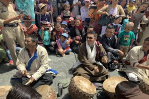Those who want to misuse Ladakh resources not welcome: Jamyang Namgyal
