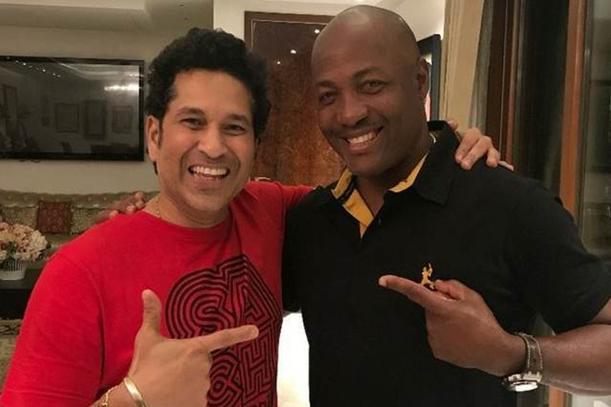 Sachin Tendulkar, Brian Lara, Cricket All-Stars, Road Safety World Series