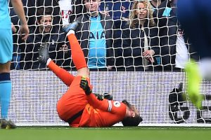 Injured Hugo Lloris ruled out of remaining matches in 2019