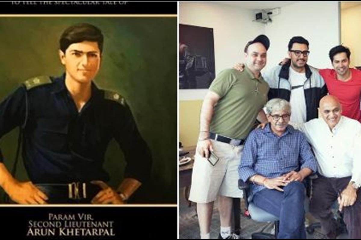 Varun Dhawan, Arun Khetarpal, Sriram Raghavan, Dinesh Vijan, India-Pakistan war, Badlapur