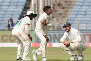 IND vs SA: Injured Keshav Maharaj ruled out of third Test, George Linde to replace him