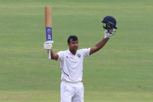 IND vs SA: Mayank Agarwal leads charge with consecutive hundred as India end day one on high