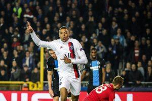 Club Brugge vs PSG, Champions League: Mbappe breaks Messi's record
