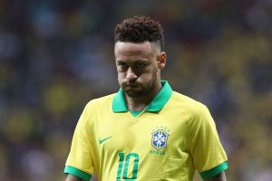 Neymar lends support to campaign against coronavirus to help poor in Brazil
