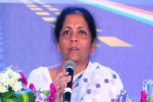 India is committed to 'bold' climate change, better than most: Sitharaman