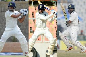 Hanuma Vihari, Parthiv Patel Shubman Gill, named captains for Deodhar Trophy 2019-20